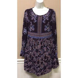 Knox Rose Tunic Dress Size Large